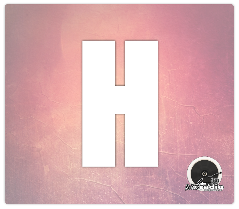 player H logo